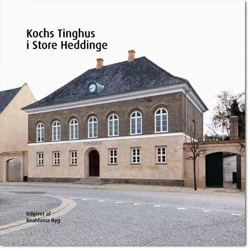 Billede af Kochs Tinghus I Store Heddinge - Knud Rasmussen - Bog