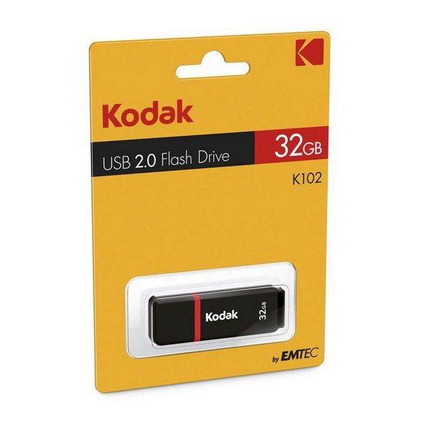 Image of   Kodak Usb 2.0 Flash Drive - 32gb Usb Stik