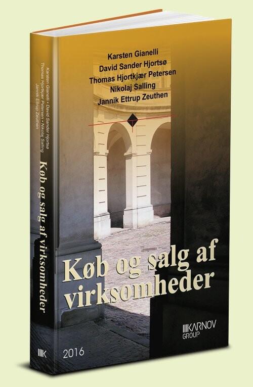 Køb Og Salg Af Virksomheder - En Håndbog - K. Gianelli - Bog