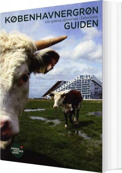 Image of   Københavnergrøn - Guiden - Susanne Sayers - Bog