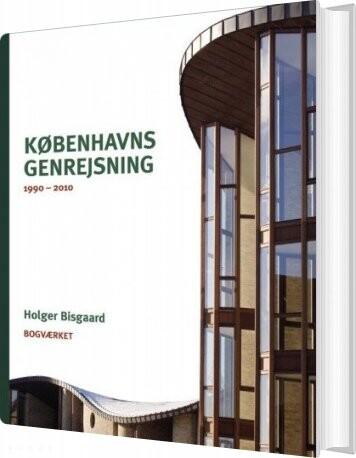 Billede af Københavns Genrejsning - Holger Bisgaard - Bog
