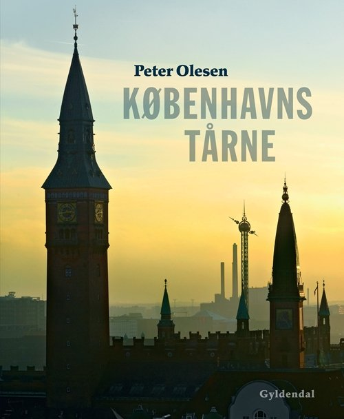 Billede af Københavns Tårne - Peter Olesen - Bog