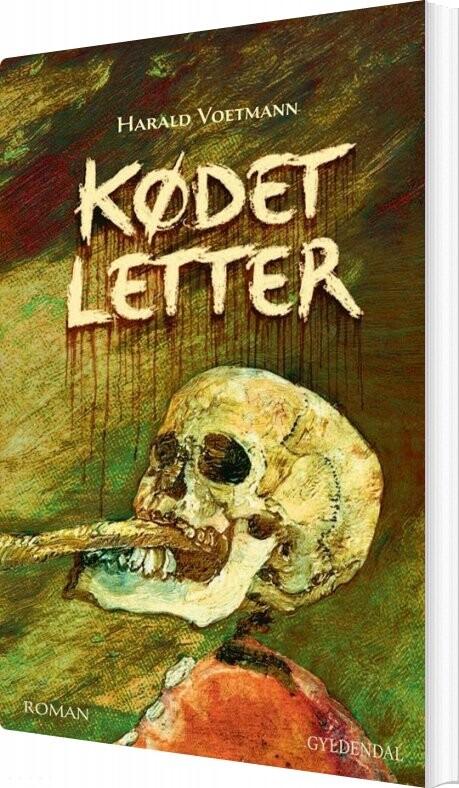 Kødet Letter - Harald Voetmann - Bog