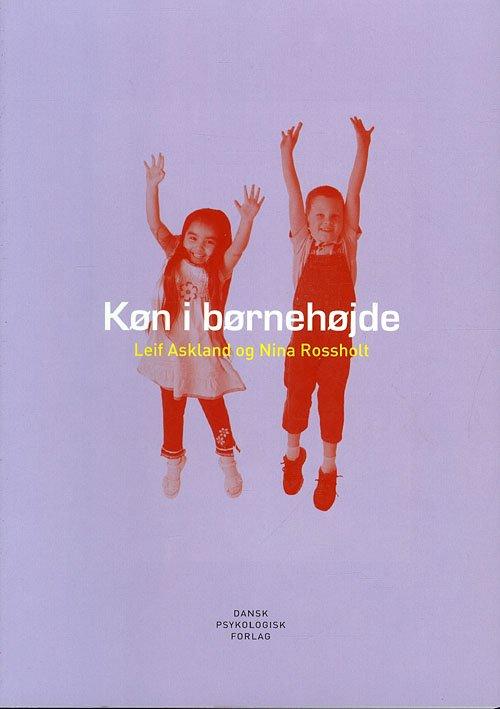 Image of   Køn I Børnehøjde - Leif Askland - Bog