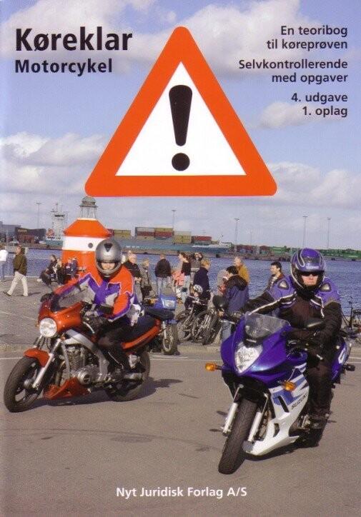 Image of   Køreklar Motorcykel - Lars-christian Borg - Bog