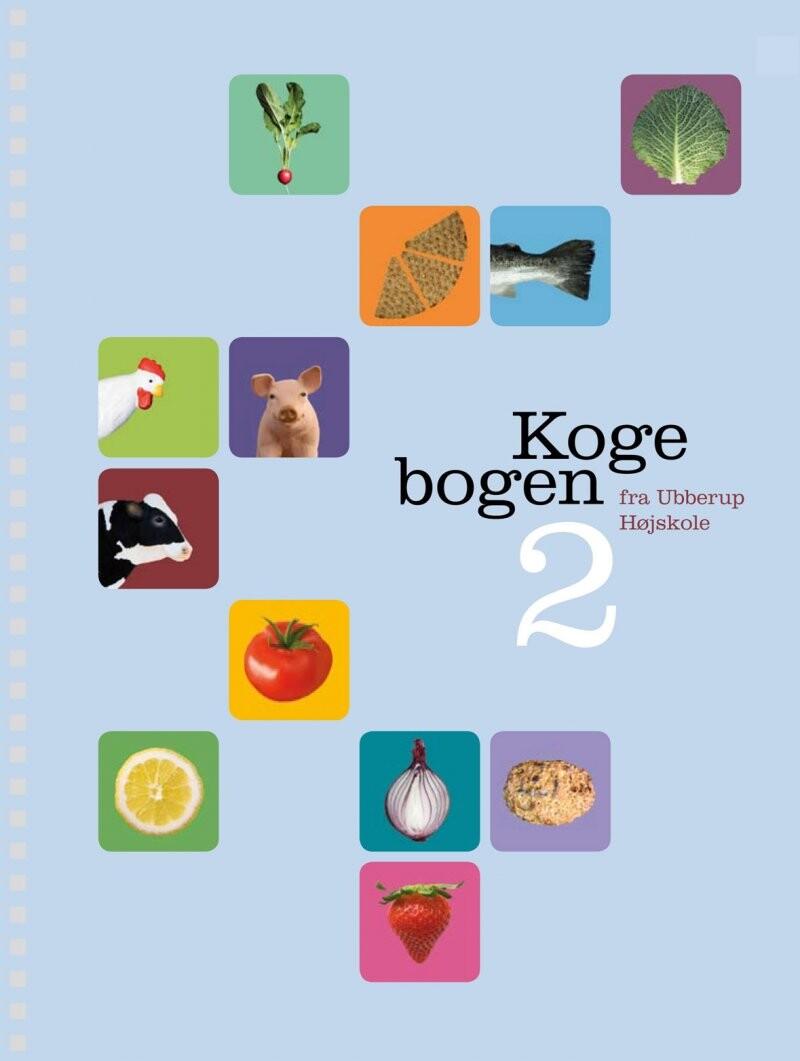 Kogebogen/2 - Fra Ubberup Højskole - Sara Simonsen - Bog