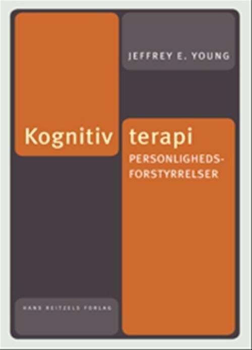 Image of   Kognitiv Terapi. Personlighedsforstyrrelser - Jeffrey E. Young - Bog