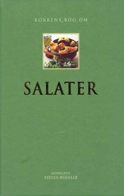Image of   Kokkens Bog Om Salater - Steven Wheeler - Bog