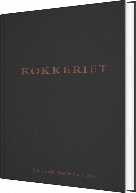Kokkeriet - Kokkeriet - Bog
