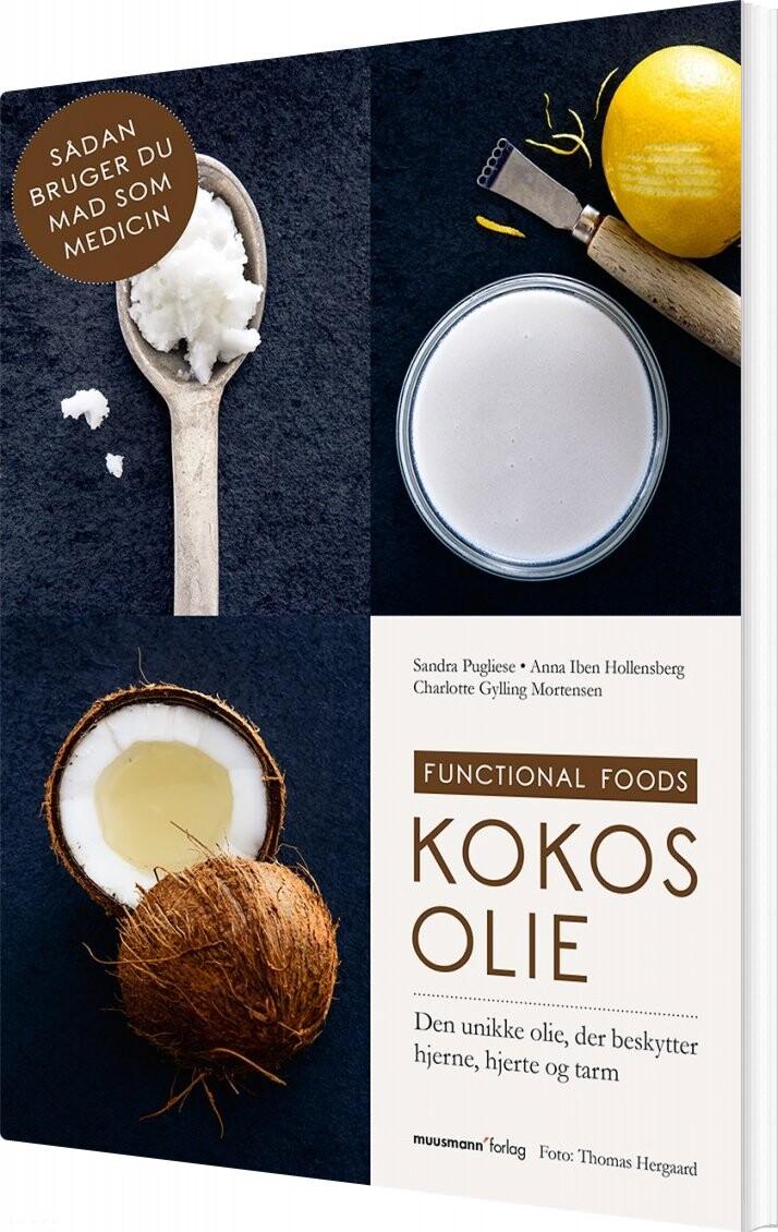 Billede af Kokosolie - Sandra Pugliese - Bog
