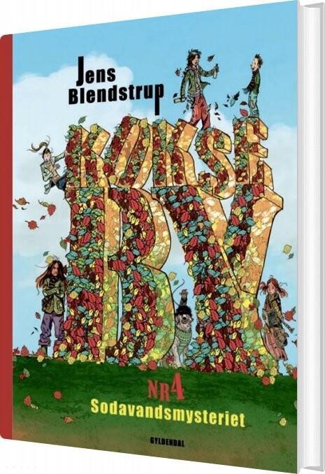 Kokseby - Sodavandsmysteriet - Jens Blendstrup - Bog