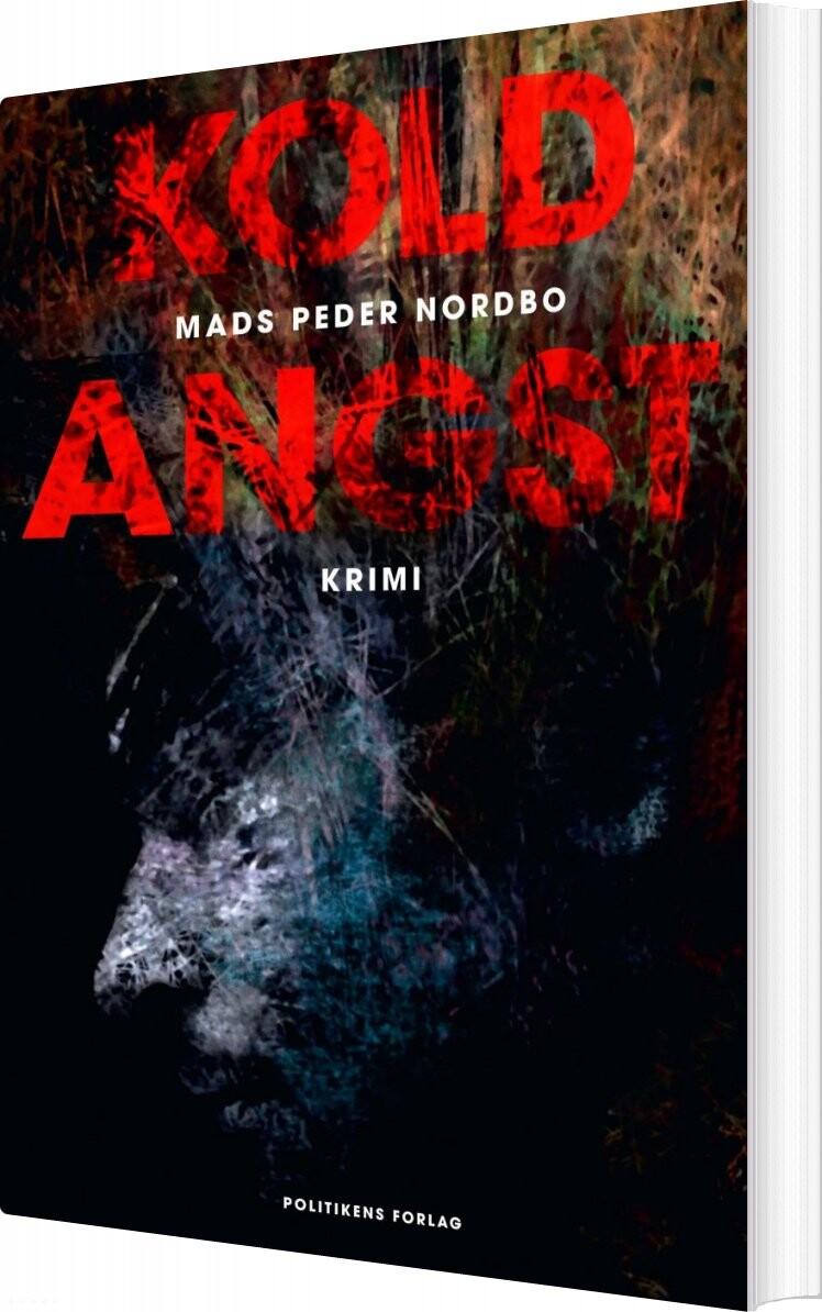 Image of   Kold Angst - Mads Peder Nordbo - Bog