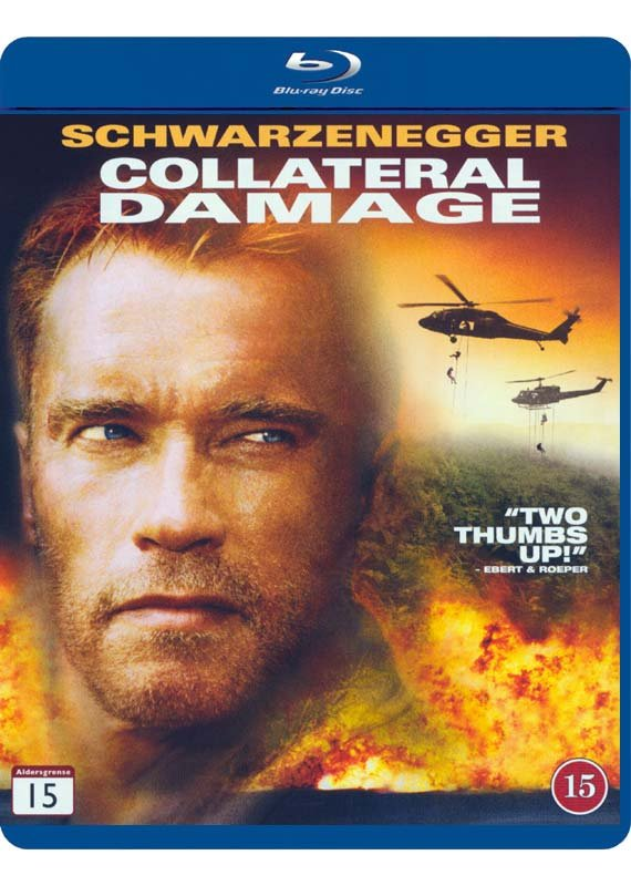 Image of   Collateral Damage / Kold Hævn - Blu-Ray