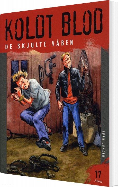 Koldt Blod 17, De Skjulte Våben - Jørn Jensen - Bog
