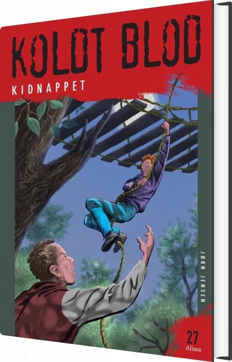 Image of   Koldt Blod 27, Kidnappet - Jørn Jensen - Bog