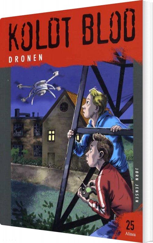 Image of   Koldt Blod, Dronen - Jørn Jensen - Bog
