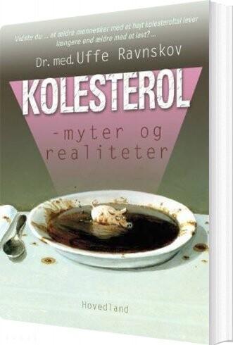 Image of   Kolesterol - Uffe Ravnskov - Bog