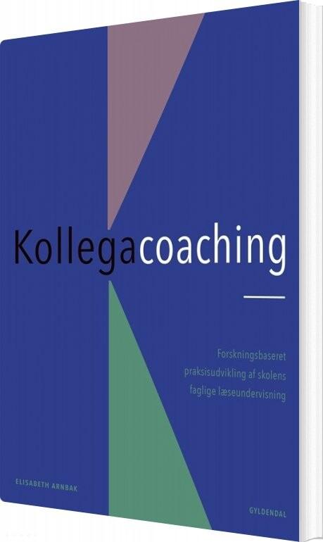 Image of   Kollegacoaching - Elisabeth Arnbak - Bog