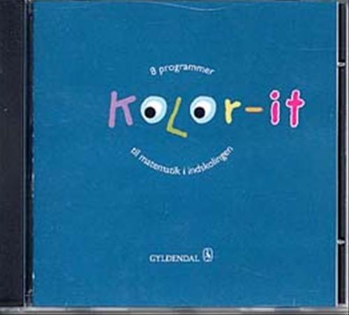 Image of   Kolor-it - Leif Gredsted - Bog