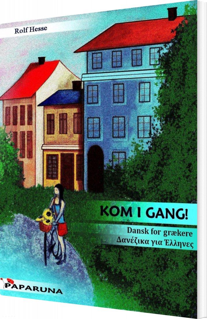 Billede af Kom I Gang! - Rolf Hesse - Bog