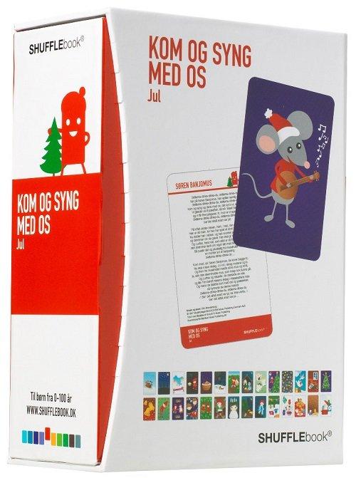 Billede af Kom Og Syng Med Os - Jul - Diverse - Bog