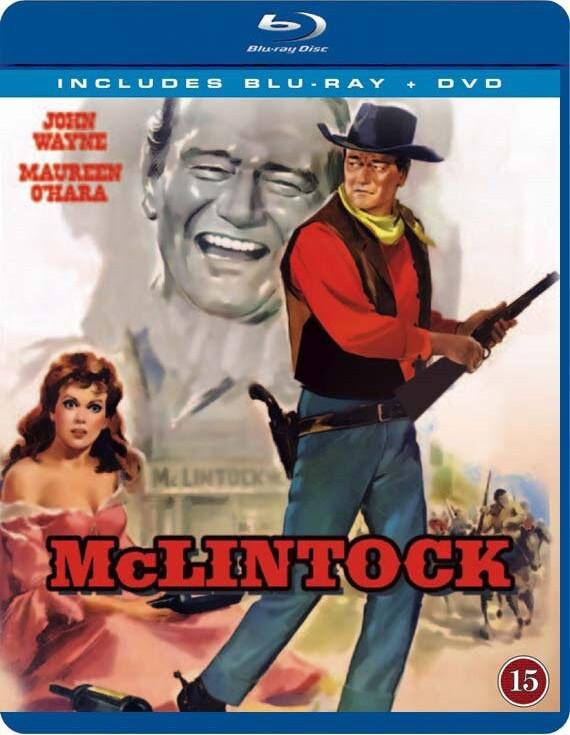 Mclintock - Blu-Ray