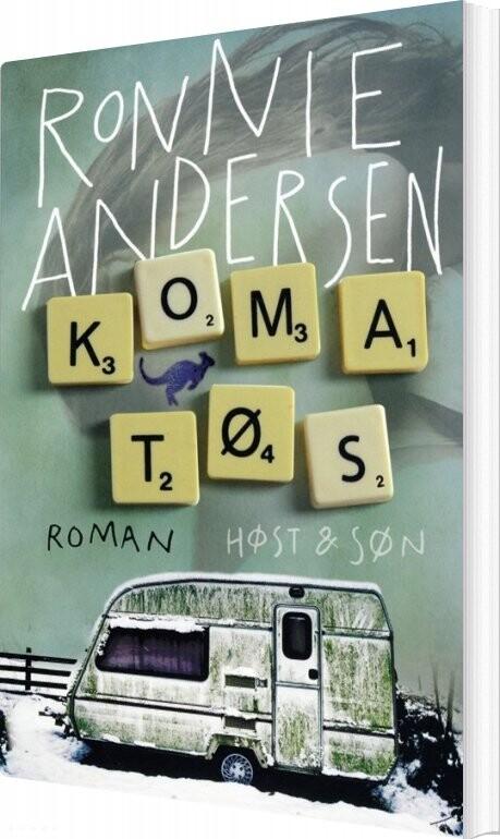 Komatøs - Ronnie Andersen - Bog