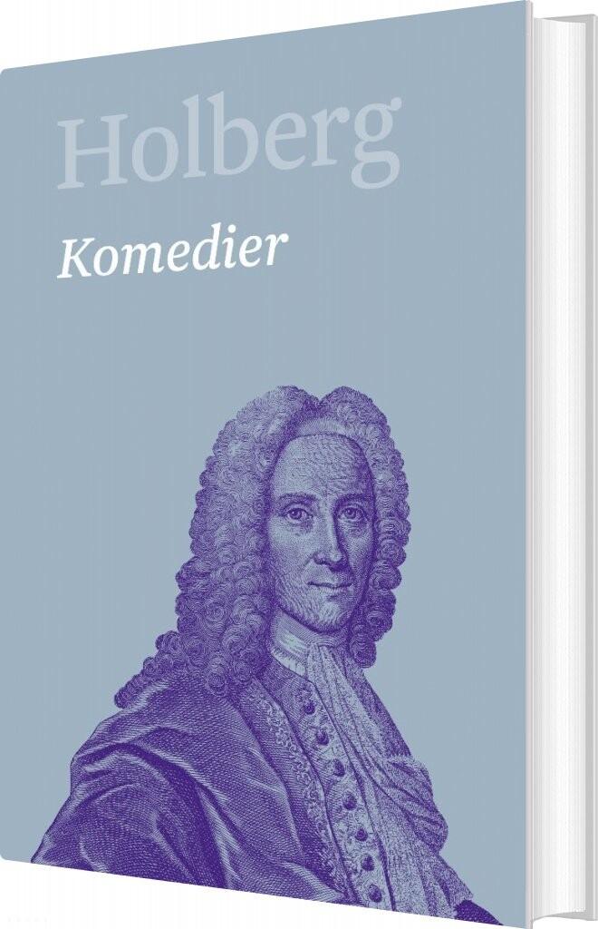 Image of   Komedier - Ludvig Holberg - Bog