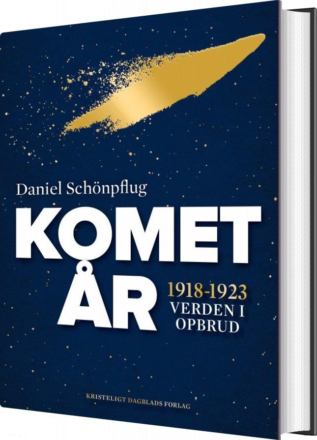 Kometår - Daniel Schönpflug - Bog