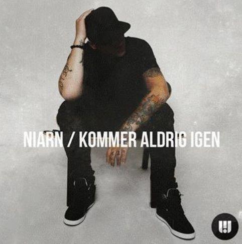 Image of   Niarn - Kommer Aldrig Igen - CD