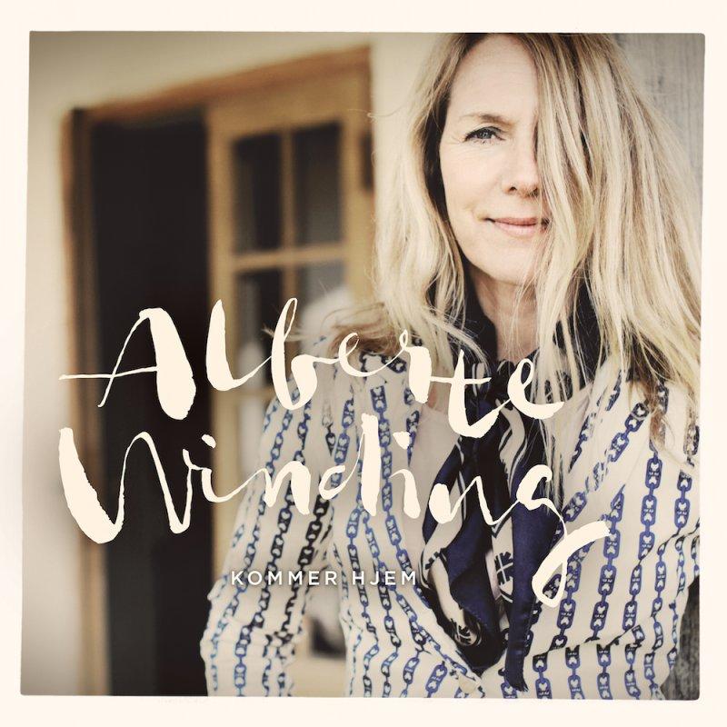 Image of   Alberte - Kommer Hjem - CD