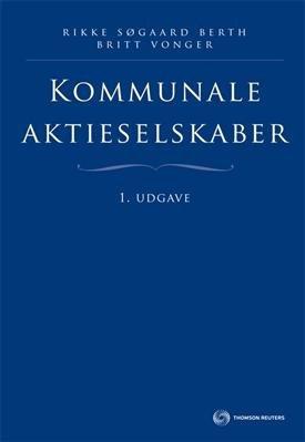 Kommunale Aktieselskaber - Britt Vonger - Bog