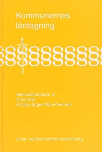 Image of   Kommunernes Låntagning - Pedersen N - Bog