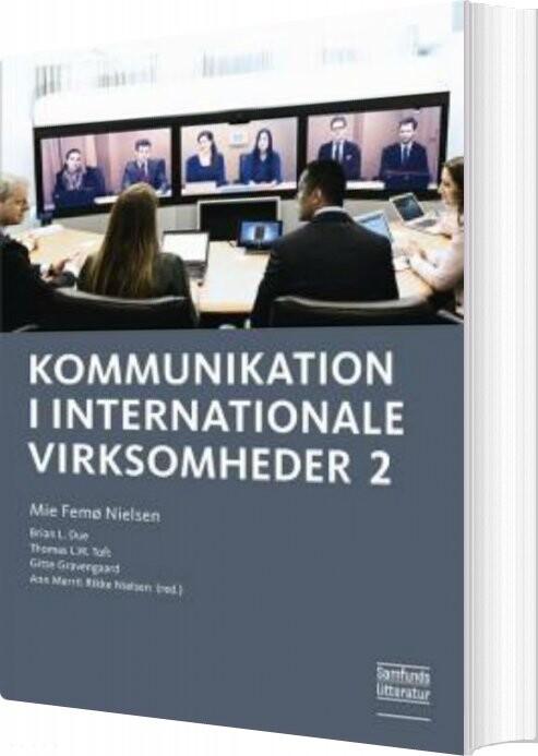 Kommunikation I Internationale Virksomheder 2 - Mie Femø Nielsen - Bog