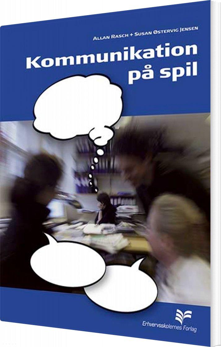 Image of   Kommunikation På Spil - Allan Rasch - Bog