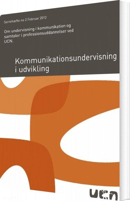Billede af Kommunikationsundervisning I Udvikling - Ole Mygind - Bog