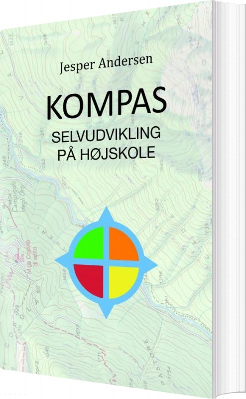 Image of   Kompas - Jesper Andersen - Bog