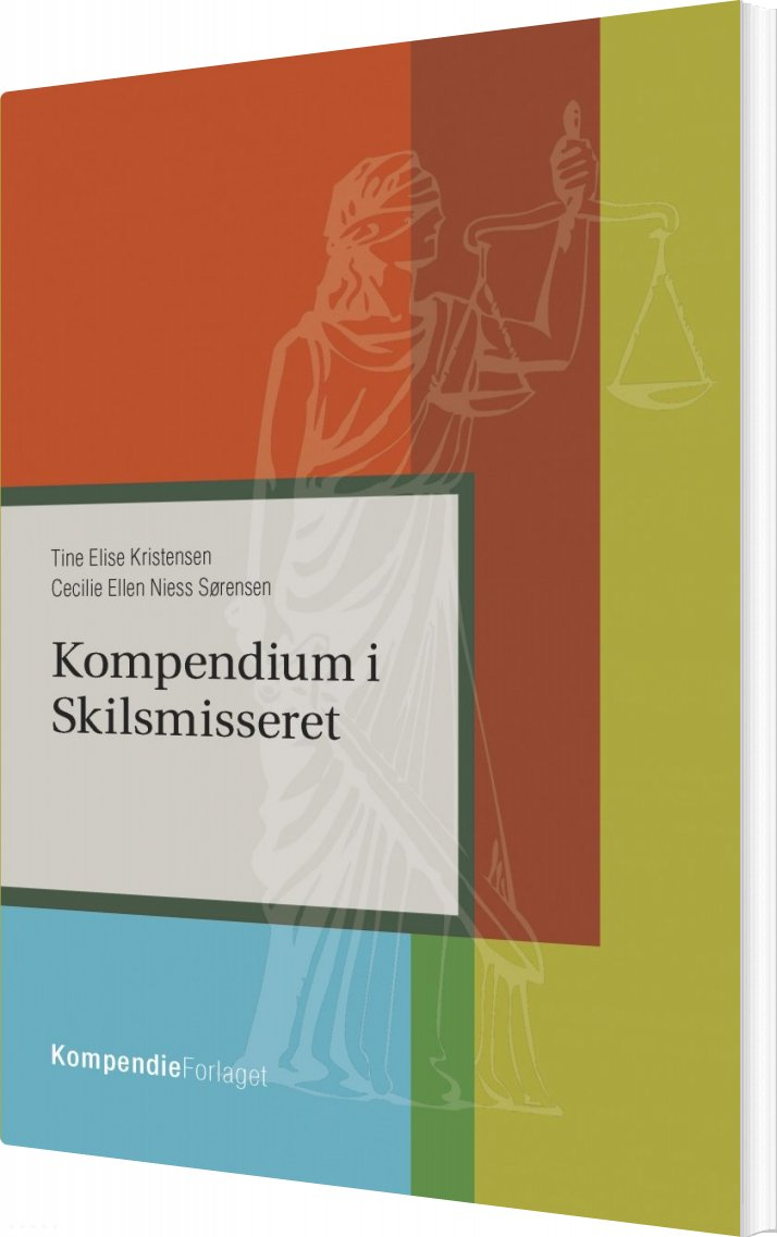 Image of   Kompendium I Skilsmisseret - Tine Elise Kristensen - Bog