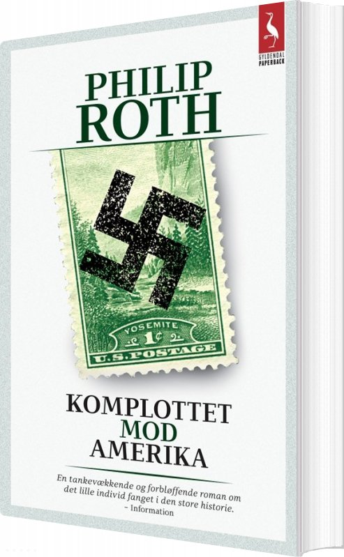 Komplottet Mod Amerika - Philip Roth - Bog