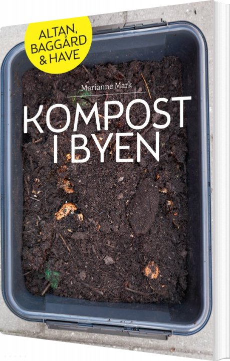 Image of   Kompost I Byen - Marianne Mark - Bog