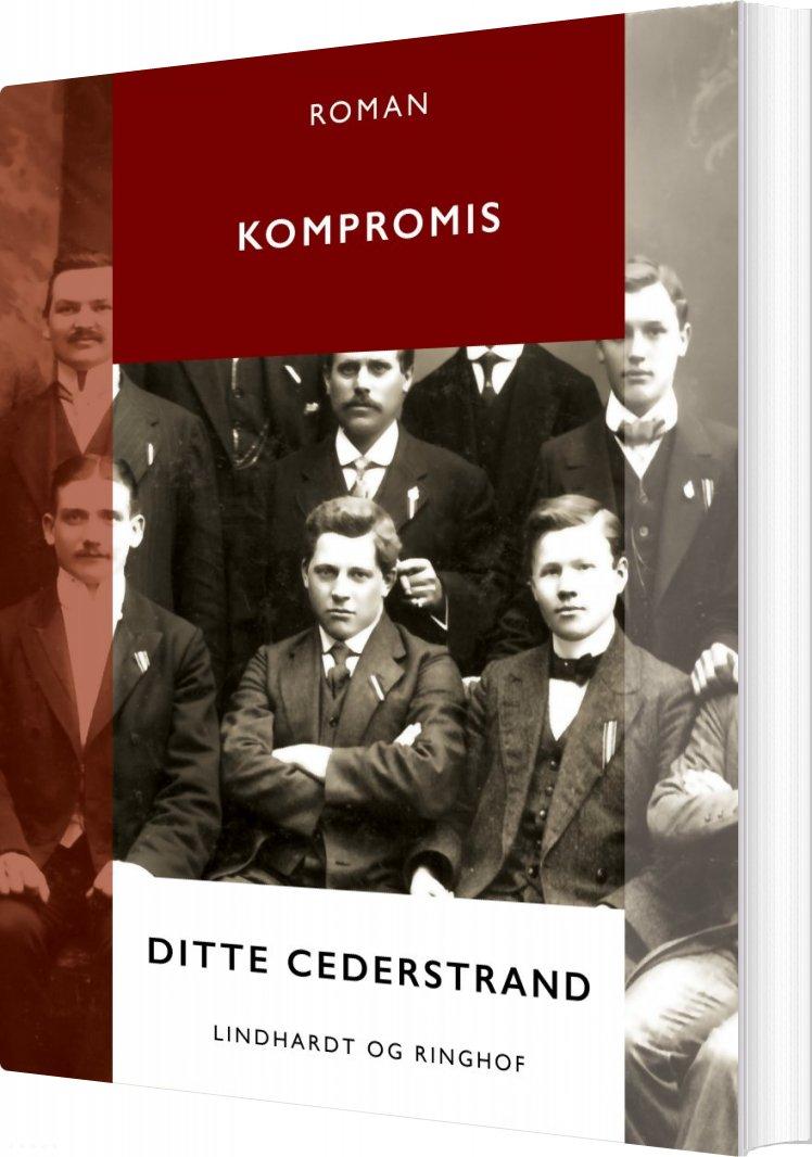 Image of   Kompromis - Ditte Cederstrand - Bog
