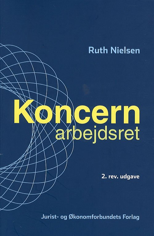 Image of   Koncernarbejdsret - Nielsen R - Bog