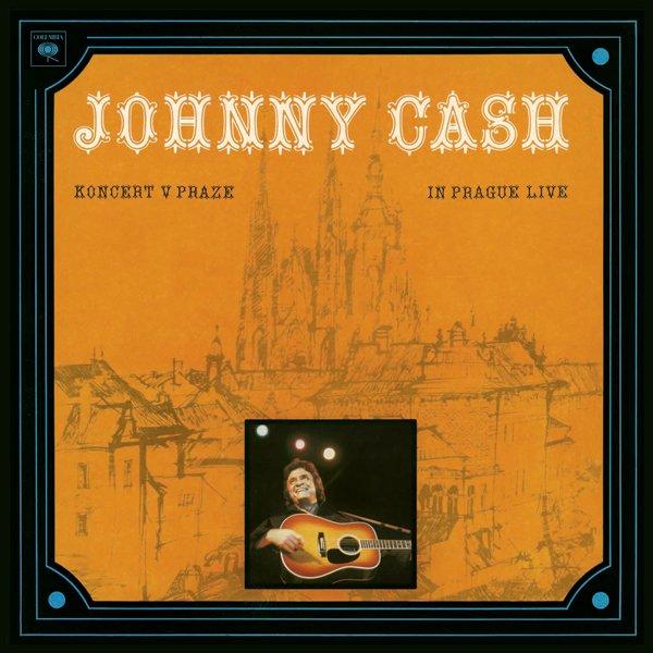 Image of   Johnny Cash - Koncert V Praze (in Prague Live) - CD
