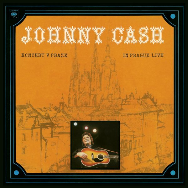 Image of   Johnny Cash - Koncert V Praze (in Prague Live) - CD