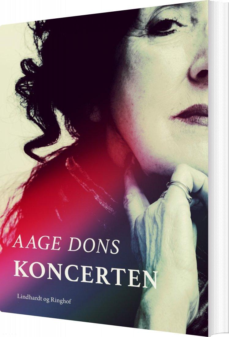 Koncerten - Aage Dons - Bog