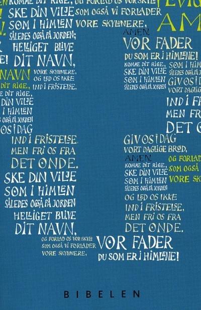 Image of   Konfirmandbibel - Blå - Det Danske Bibelselskab - Bog