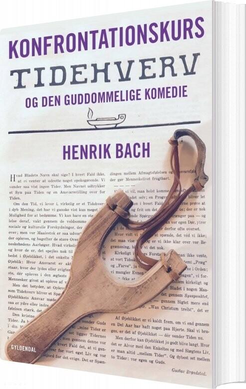 Image of   Konfrontationskurs - Henrik Bach - Bog