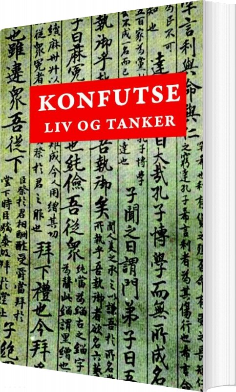 Image of   Konfutse - Liv Og Tanker - Alfred Döblin - Bog