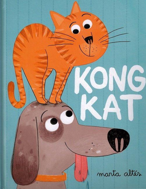 Kong Kat - Marta Altés - Bog
