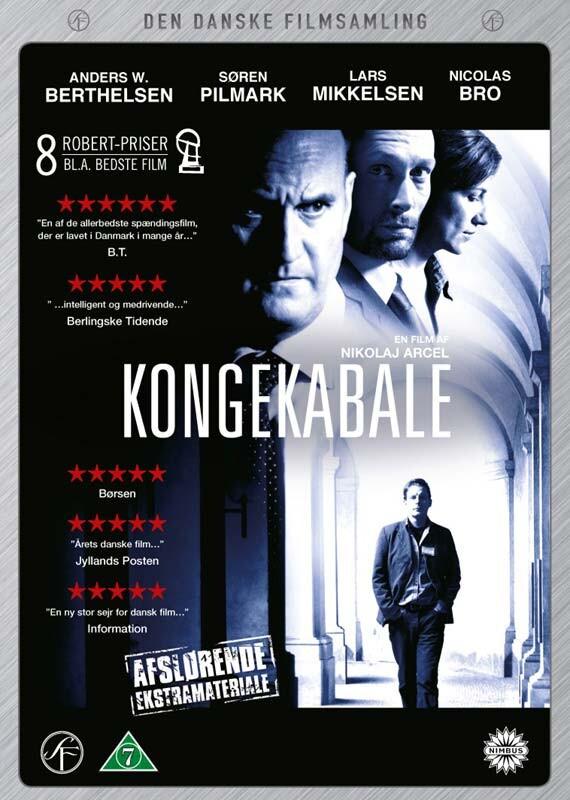 Kongekabale - DVD - Film